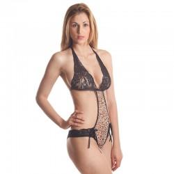 ELLA Body sexy léopard