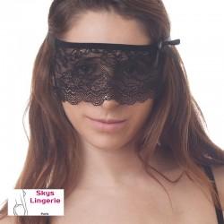COLOMBINE masque en dentelle